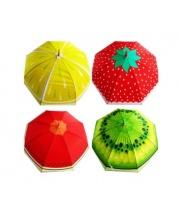 Зонтик 50 см 4 цвета