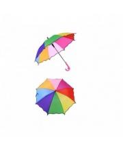 Зонтик со свистком 45 см