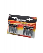 Батарея Energizer MAX+Power Seal LR6 BL8