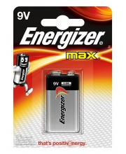 Батарея Батарея Energizer MAX 6LR61 BL1