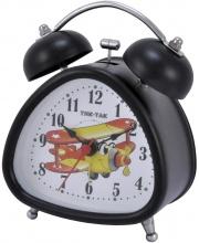 Часы Настольные Тик-Так Чёрный