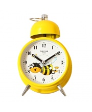 Часы Настольные Тик-Так Жёлтый Б-848
