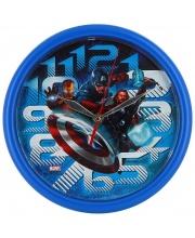 Часы Настенные Мстители Синие