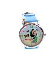 Часы Наручные металлические Маша и Медведь Лето Вега