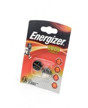 Батарея Energizer CR2025 BL2