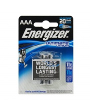 Батарея ENERGIZER Ultimate Lithium FR03 BL2 AAA