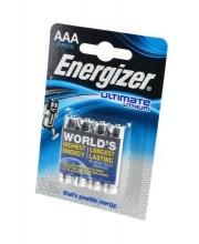 Батарея ENERGIZER Ultimate Lithium FR03 BL4