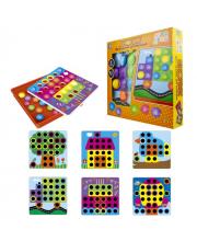 Игродром Мозаика для малышей Кнопик 41 кнопка 1Toy