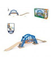Smart Tech Игровой набор Мост 3 элемента BRIO