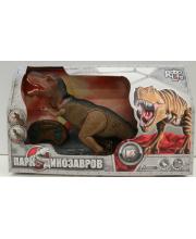 Игрушка интерактивный Динозавр ИК пульт 1Toy