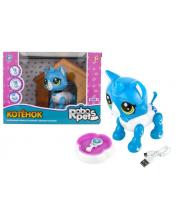 1 toy интерактивная игрушка Робо-котенок 1Toy