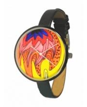 Часы Наручные Расписные Flame