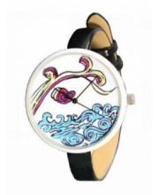 Часы Наручные Расписные Wave