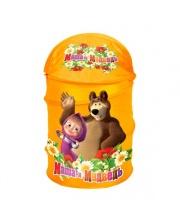 Корзина Для Игрушек Маша и Медведь