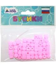 Набор бусин Кубики-ромбики