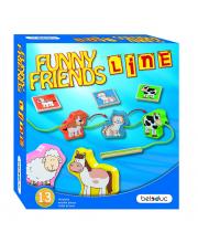 Развивающая игра Веселые друзья