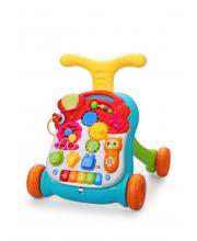 Каталка-ходунки c развивающим центром Sprineter Happy Baby