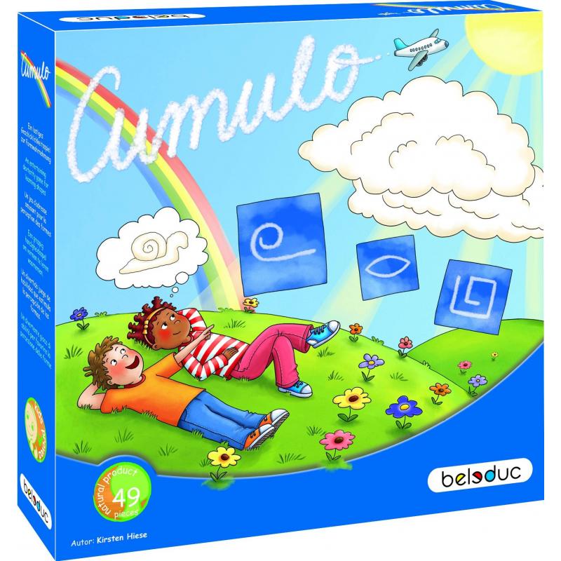 Beleduc Развивающая игра Кумуло
