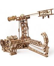 Конструктор 3D-пазл Авиатор Ugears