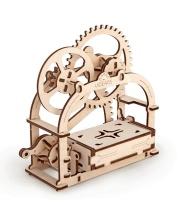 Конструктор 3D-пазл Механическая шкатулка Ugears