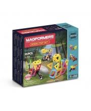 Магнитный конструктор Magic Pop