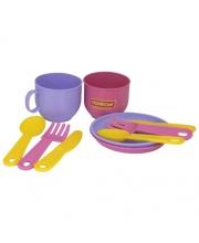 Набор детской посуды Минутка в ассортименте