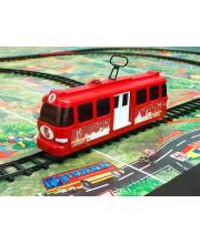 Игра Трамвай 33x31x9 см