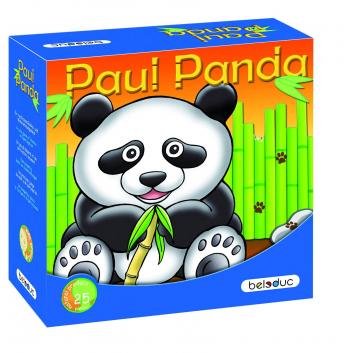Игрушки, Развивающая игра Веселая панда Beleduc 640313, фото