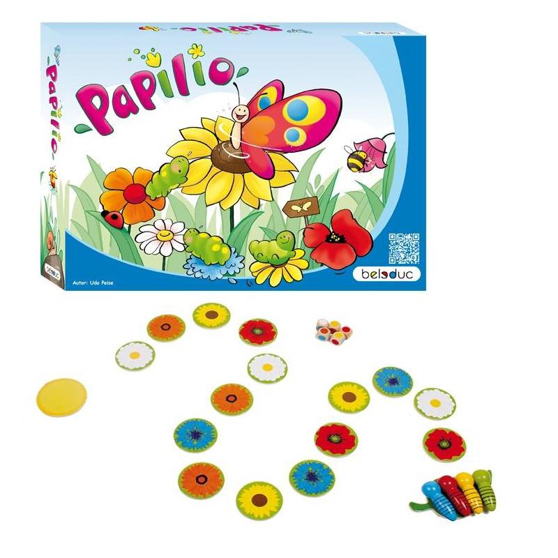 Beleduc Развивающая игра Бабочка Папилио куплю платье papilio модель ностальгия