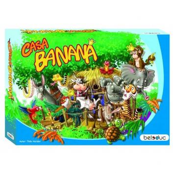 Игрушки, Развивающая игра Каса Банана Beleduc 640320, фото