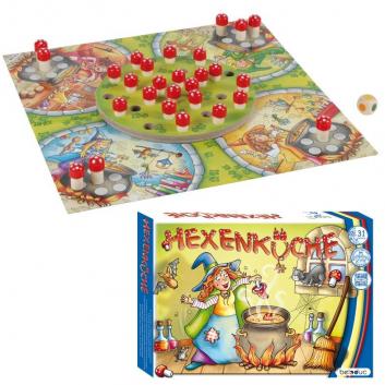 Игрушки, Развивающая игра Кухня Магов Beleduc 640321, фото