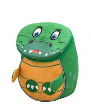 Рюкзак дошкольный Mini Animals Крокодильчик Belmil