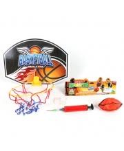 Баскетбол Доска с Кольцом + Мяч + Насос