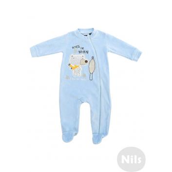 Малыши, Комбинезон BLUE SEVEN (голубой)604172, фото