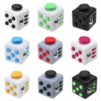 Игрушки, Кубик волшебный антистресс в ассортименте Shantou Gepai 244845, фото