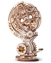 Конструктор деревянный 3D Кинетический глобус Eco Wood Art