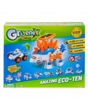 Набор научный Greenex Зеленая энергия 3 в 1 Amazing Toys