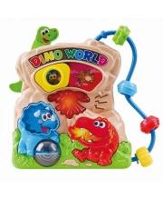 Развивающая игрушка Мир динозавров PlayGo