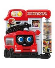 Развивающая игрушка Пожарная станция