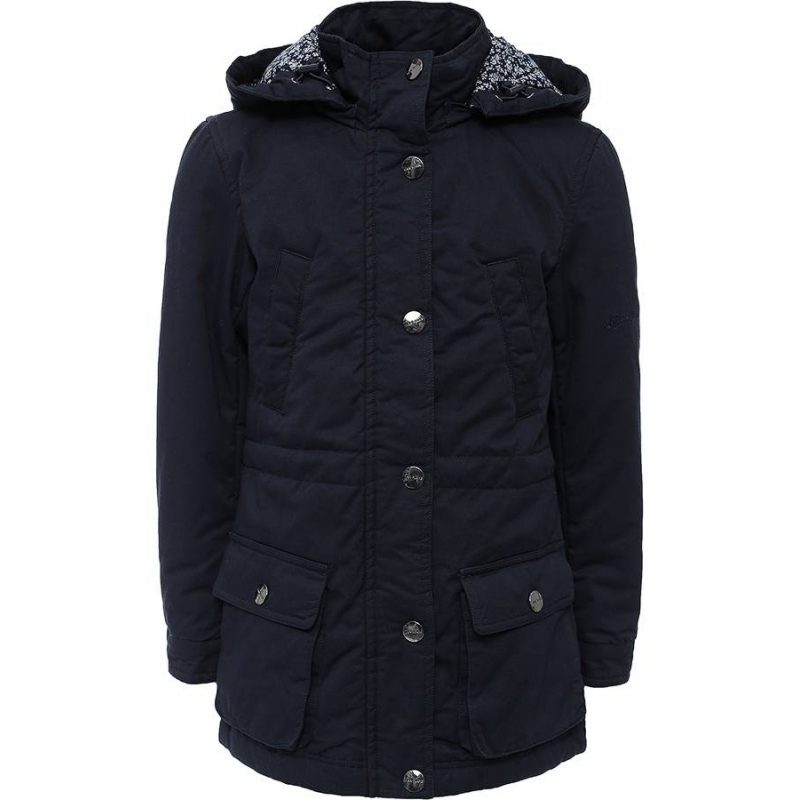 Finn Flare Куртка куртка голубого цвета brums ут 00008775