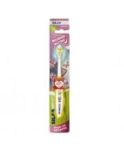 Зубная щетка Веселая чистка