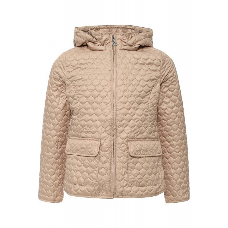 КурткаКуртка светло-коричневогоцвета марки Finn Flare для девочек.<br>Стильная стеганая курткавыполнена в нежном цвете. Темно-синяя подкладка декорирована цветочным принтом белого цвета. Модель дополнена отстегивающимся капюшоном инакладными карманами на кнопках.<br><br>Размер: 7 лет<br>Цвет: Коричневый<br>Рост: 122<br>Пол: Для девочки<br>Артикул: 640347<br>Страна производитель: Вьетнам<br>Сезон: Весна/Лето<br>Состав: 100% Полиэстер<br>Состав подкладки: 65% Полиэстер, 35% Хлопок<br>Бренд: Финляндия<br>Вид застежки: Молния<br>Наполнитель: 100% Полиэстер