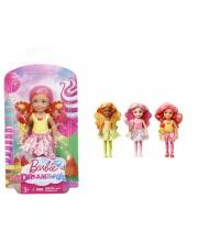 Кукла Маленькая фея-челси в ассортименте Mattel