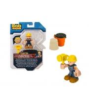 Фигурка Боб-строитель с аксессуарами и песком Mattel