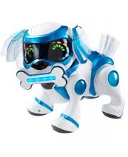 Собака Teksta Robotic Puppy интерактивная на батарейках Manley Toys