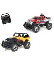 Р/у 1:15 машина Jeep Ford в ассортименте NEW BRIGHT