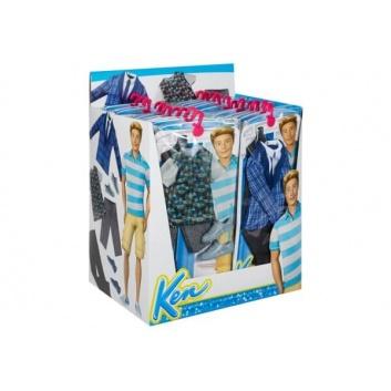 Ликвидация, Набор одежды для Кена в ассортименте Mattel 647450, фото