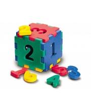 Мозаика Мягкая Кубик с Цифрами