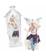 Эльфы Эльфийка Кризея с Зеркалом