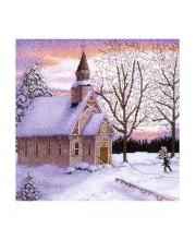 Набор для вышивания Церковь